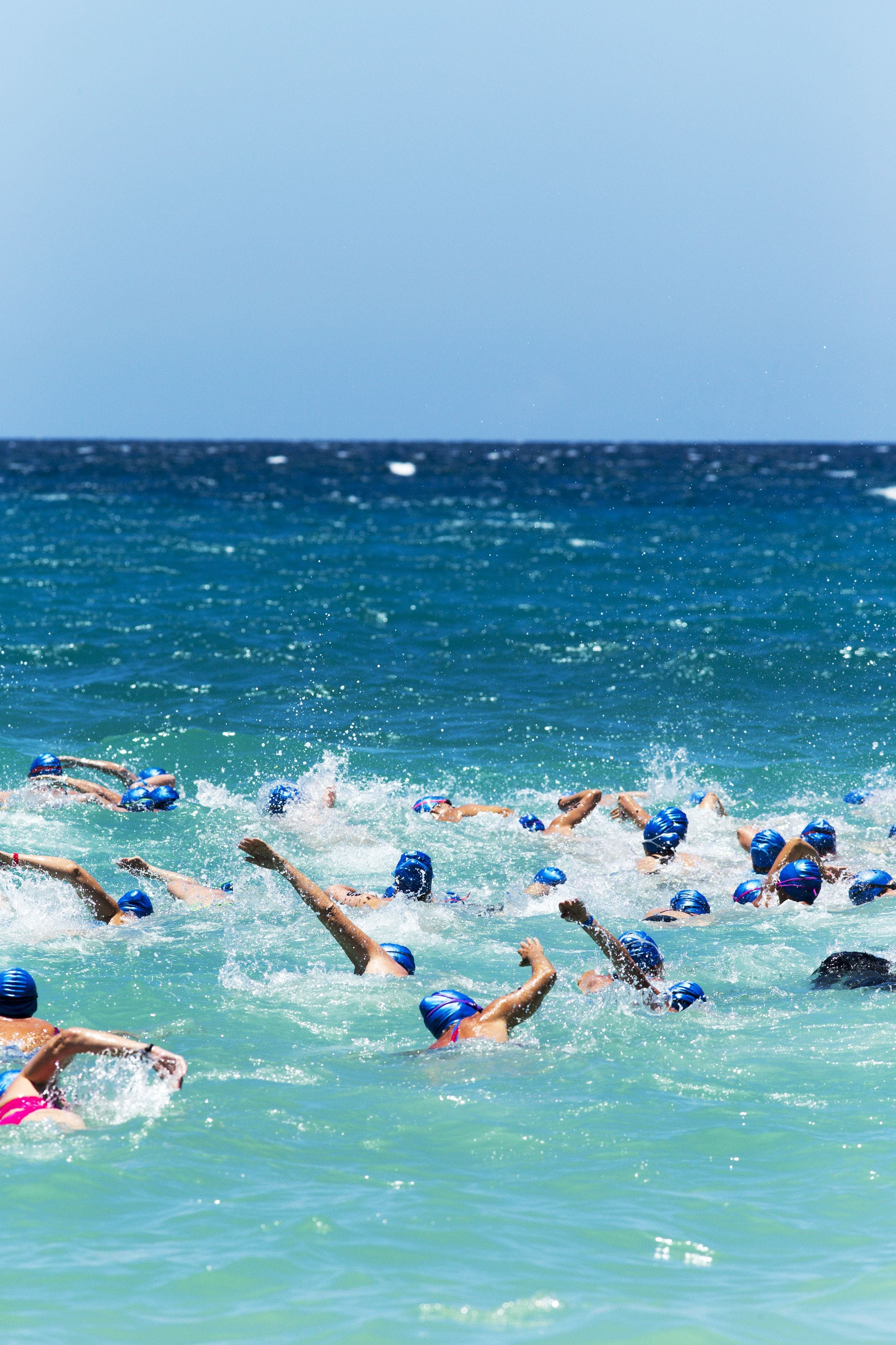 Hamilton Island Endurance Series - Whitehaven Beach Ocean Swim - Goulburn Accommodation