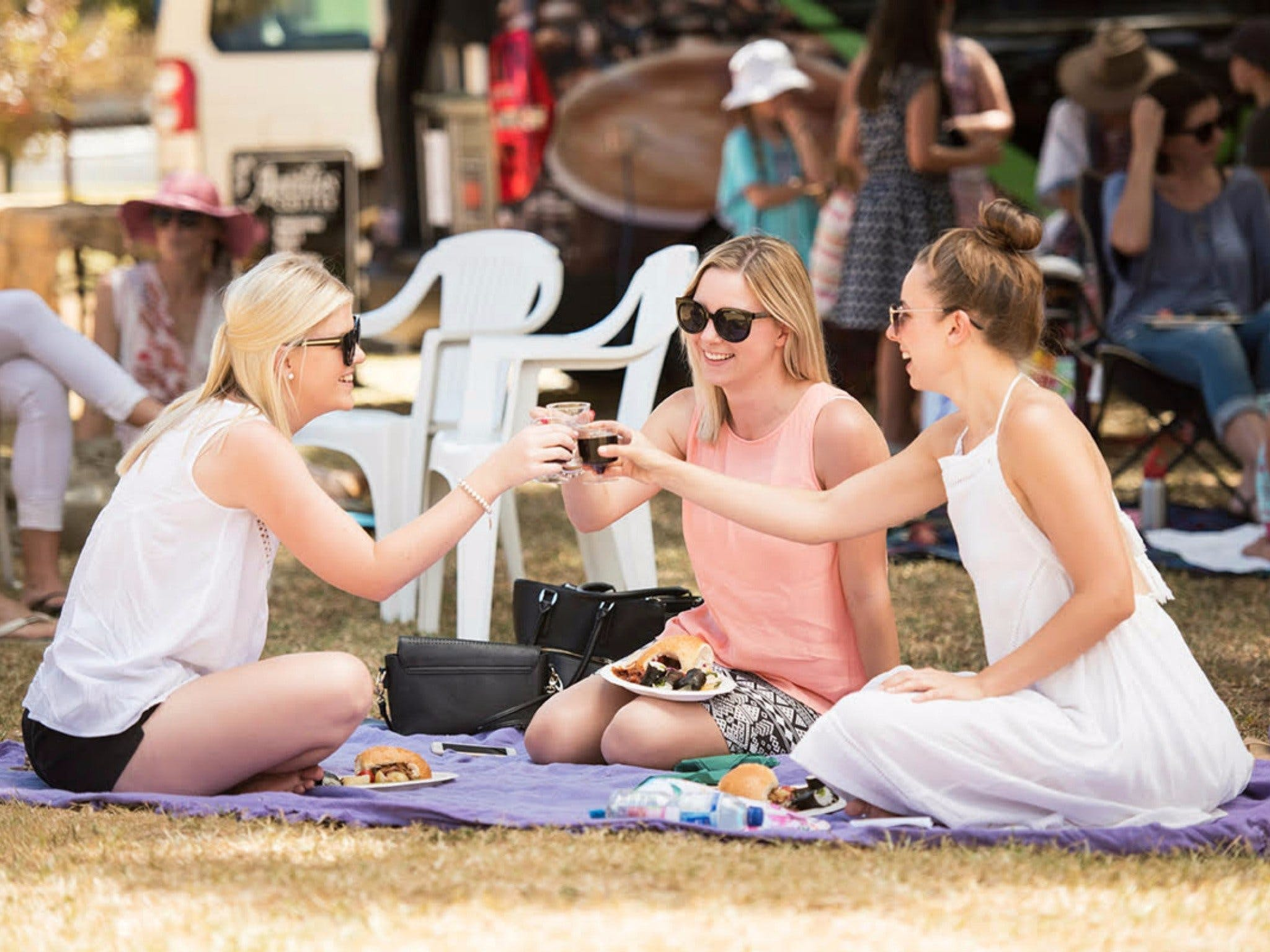 Nundle Country Picnic - Goulburn Accommodation