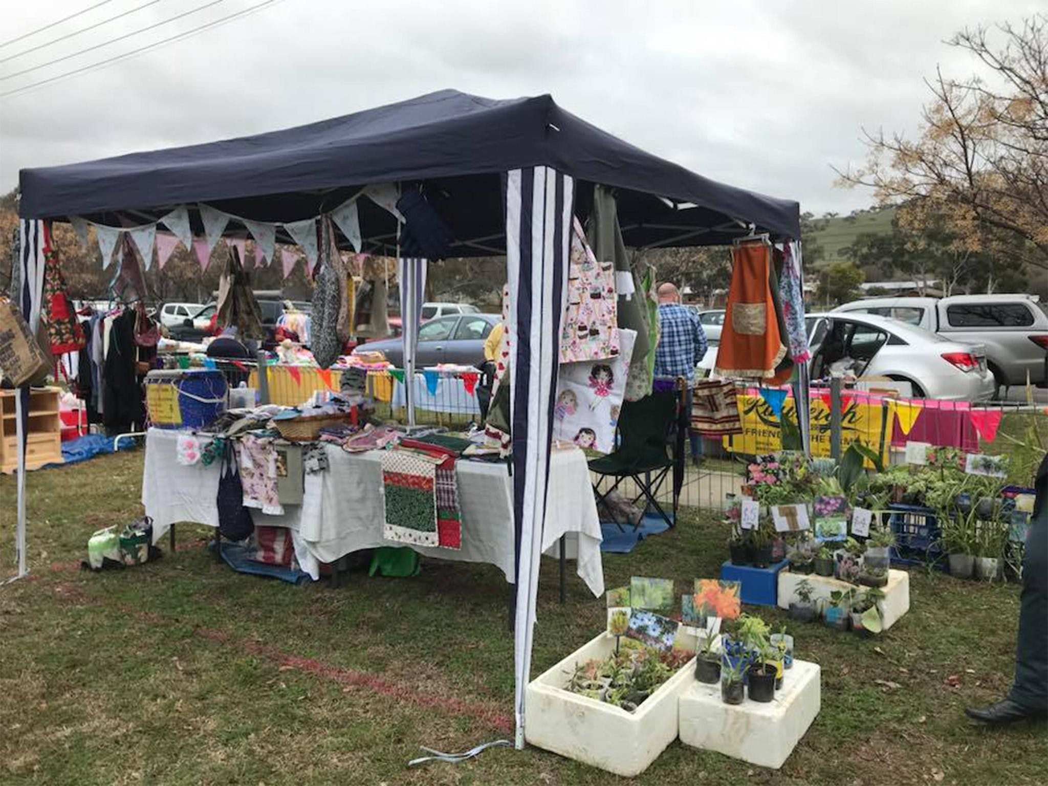 Perthville Village Fair - Goulburn Accommodation