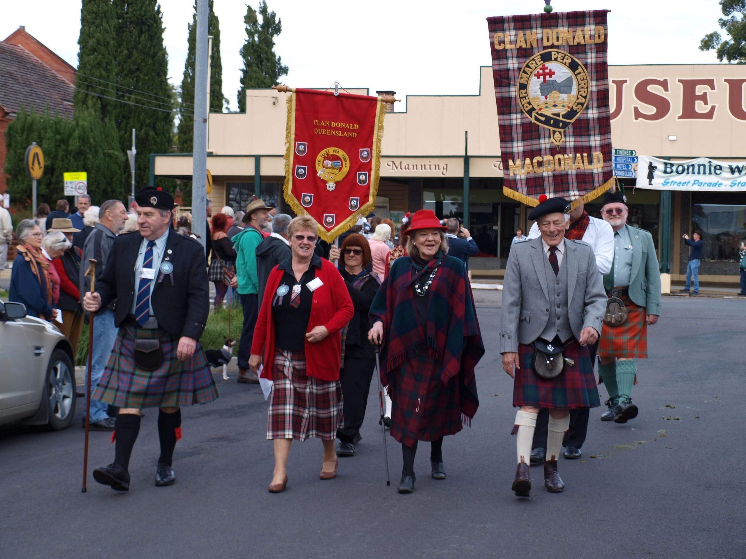 Bonnie Wingham Scottish Festival - Goulburn Accommodation