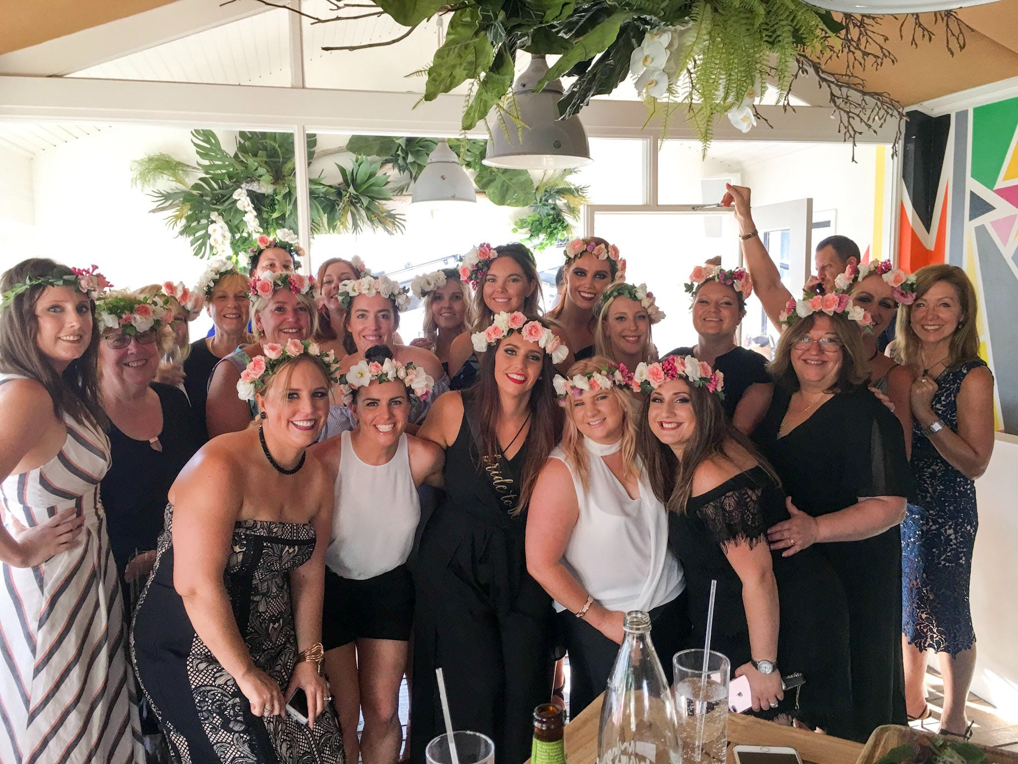Private Flower Crown Workshop - Goulburn Accommodation