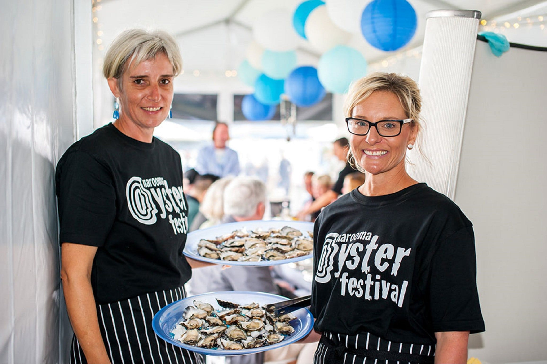 Narooma Oyster Festival - Goulburn Accommodation