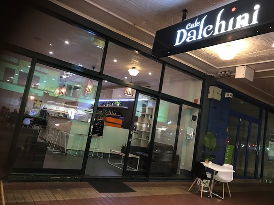 Cafe Dalchini - Goulburn Accommodation