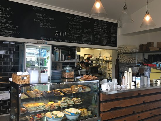 Grit Cafe - Goulburn Accommodation