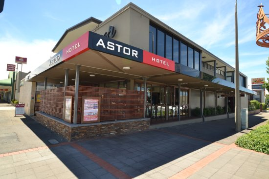 Astor Hotel - Goulburn Accommodation