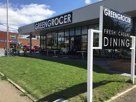 Greengrocer Cafe - Goulburn Accommodation