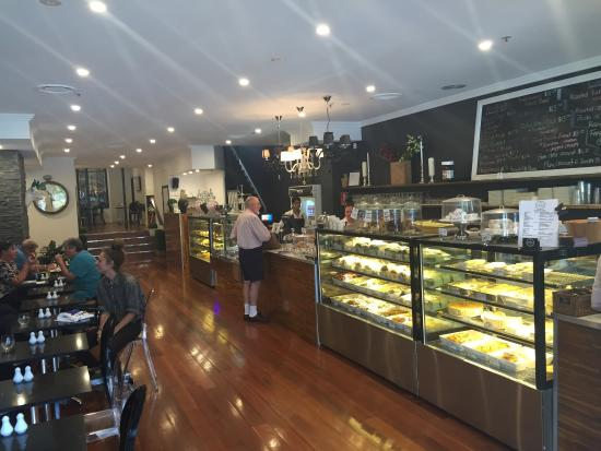 The Park Cafe - Goulburn Accommodation