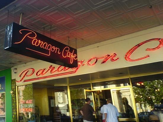 Paragon Cafe - Goulburn Accommodation