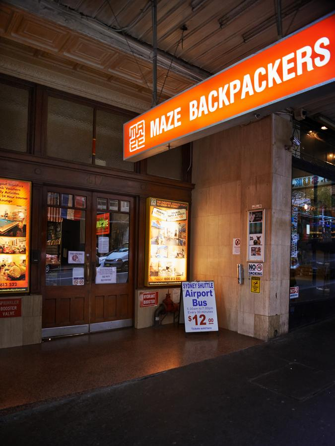 Maze Backpackers - Sydney - Goulburn Accommodation