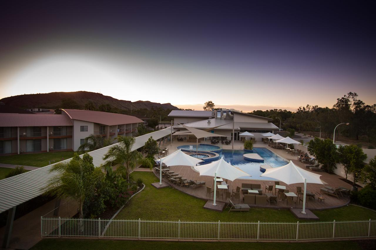 Crowne Plaza Alice Springs Lasseters - Goulburn Accommodation